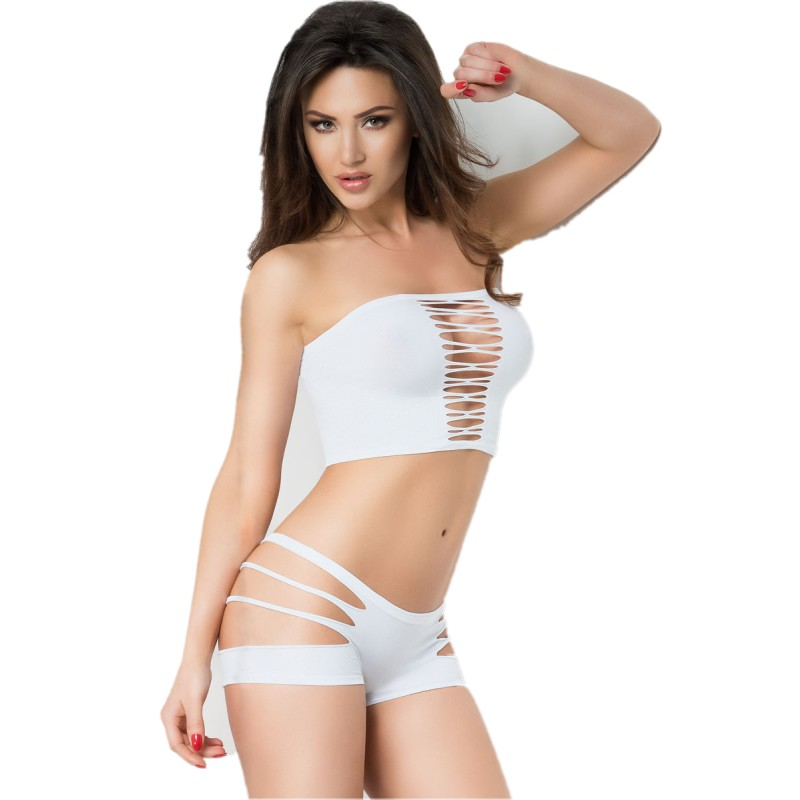 Aliexpress.com : Buy Women Two Piece Short Set Sexy Sultry ...