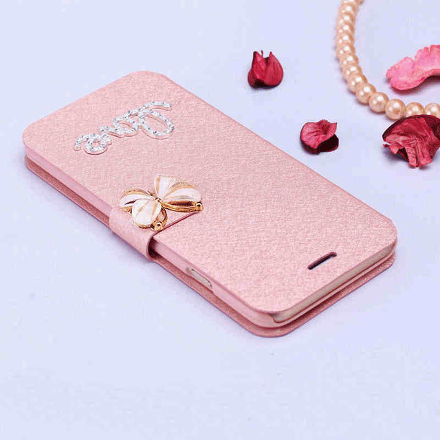 Luxury Retro Leather Flip Oppo A33 Case A33M A33W Wallet Stand Phone Back Case For OPPO A33 Coque With Card Holder