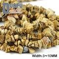Imagem pedra jaspes Irregular Cascalho Pedra Natural beads 86 cm Chips contas mecha Solta Jóias acessórios para pulseira fazendo DIY