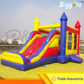 Free Shipping By Sea Inflatable Bouncing House Jumping Castle With Blowers For Kids Fun