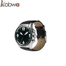brand Smart watch Android 5.1 OS Quad core 512MB RAM + 4GB ROM Heart Rate Monitor 3G wifi fashion Wristwatch kobwa K2BB-066