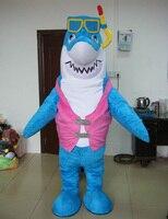 جعل بولي القرش التميمة زي للبالغين
