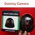 Mr1 СВЕТОДИОДНЫЙ проблесковый манекена камеры имитация Камеры ВИДЕОНАБЛЮДЕНИЯ, пугая камеры ж/ИК-СВЕТОДИОД мигает фиктивная камера w/упаковка