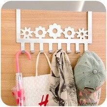 Двери крюк зонтик вешалка крючки для кухни вешалка для одежды одежда организатор пространство заставка 4 цвет бесплатная доставка