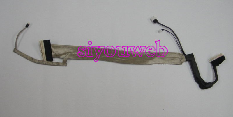 NEW FOR Acer TravelMate 5520 Extensa 5420 5620 5220 5210 laptop lcd lvds led screen video flex cable 50.4T327.001