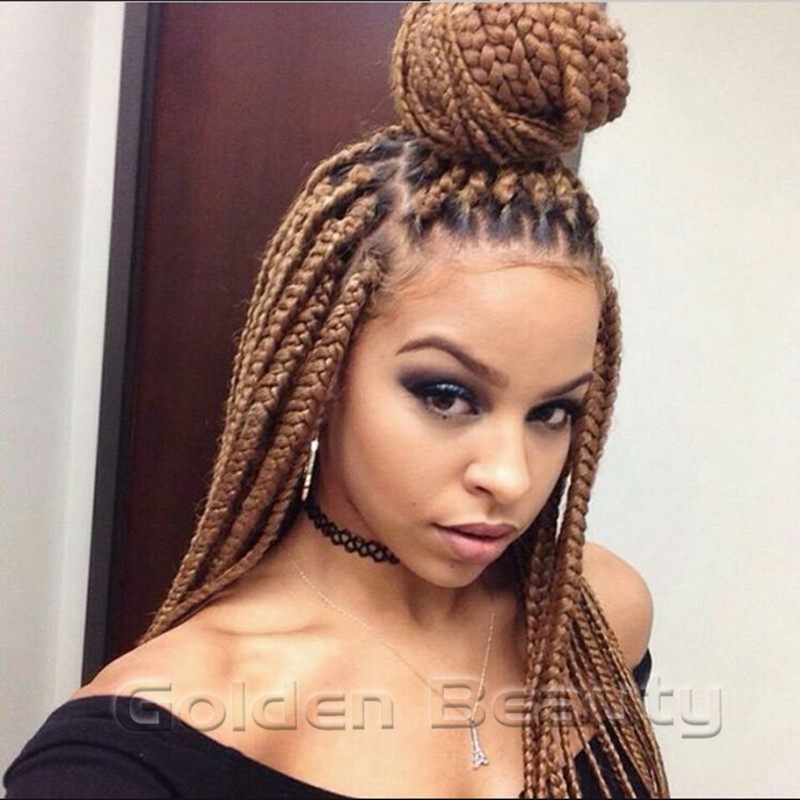 Peachy What Color Hair To Get For Box Braids Braids Short Hairstyles For Black Women Fulllsitofus
