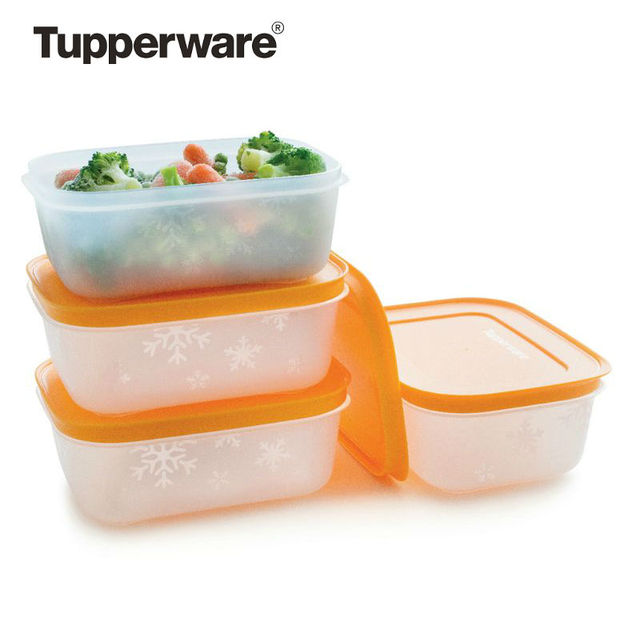 Tupperware Cooling 8pcs Food Container Organizer Convenient Storage Bo Durable Multifunctional Kitchen Products