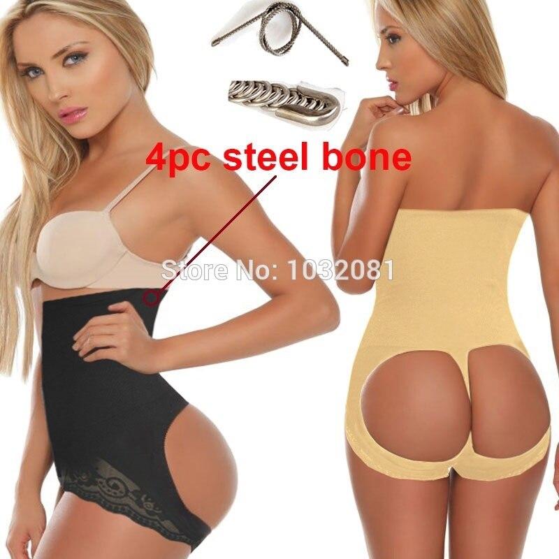 Sexy butt lifter with tummy control panty booty lifter butt lifter and body shaper waist trimmer brazilian butt enhancer E50