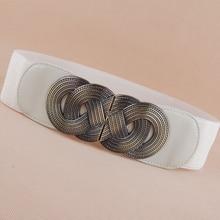 cinto feminino elastic waistband feminine equipment elastic belt Cummerbunds huge new type belts for ladies  YD148