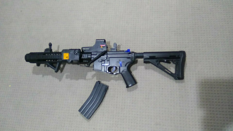 Zhenduo Toy F2000 Magazine Gun Accessories Free Shipping Durable Service Outdoor Fun & Sports
