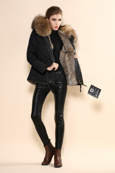 Online Buy Wholesale real fur jackets uk from China real fur ...
