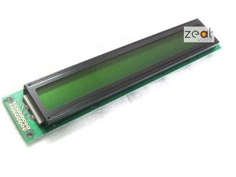 40x2 4002 40*2 Характер ЖК-модуль желто-зеленый светодиодной подсветкой SPLC780D