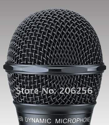 Takstar TA-59 профессиональные подвижные катушки микрофоны для записывающее устройство на сцене производительность и компьютер