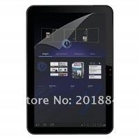 PLN чистый экран протектор гвардии для мото Xoom, так mz600 mz606.розничная упаковка