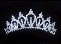 дети девочки ювелирные изделия волос тиара корона / повязка на голову 1899