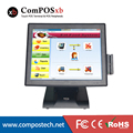 Brand New 15'' all in one touch screen pos/ pos system all in one pc Cash Register Terminal Point of sale With  MSR