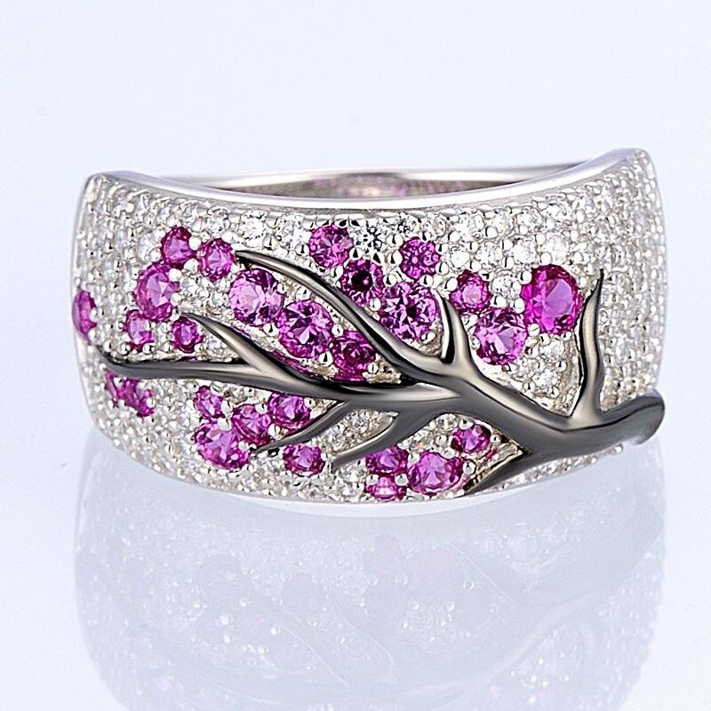 Silver Ring R305333CRZSK925-SV2-W