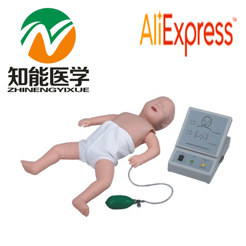 BIX/CPR160 Advanced Infant CPR Medical Training Manikin WBW157 bix lv10 medical education training