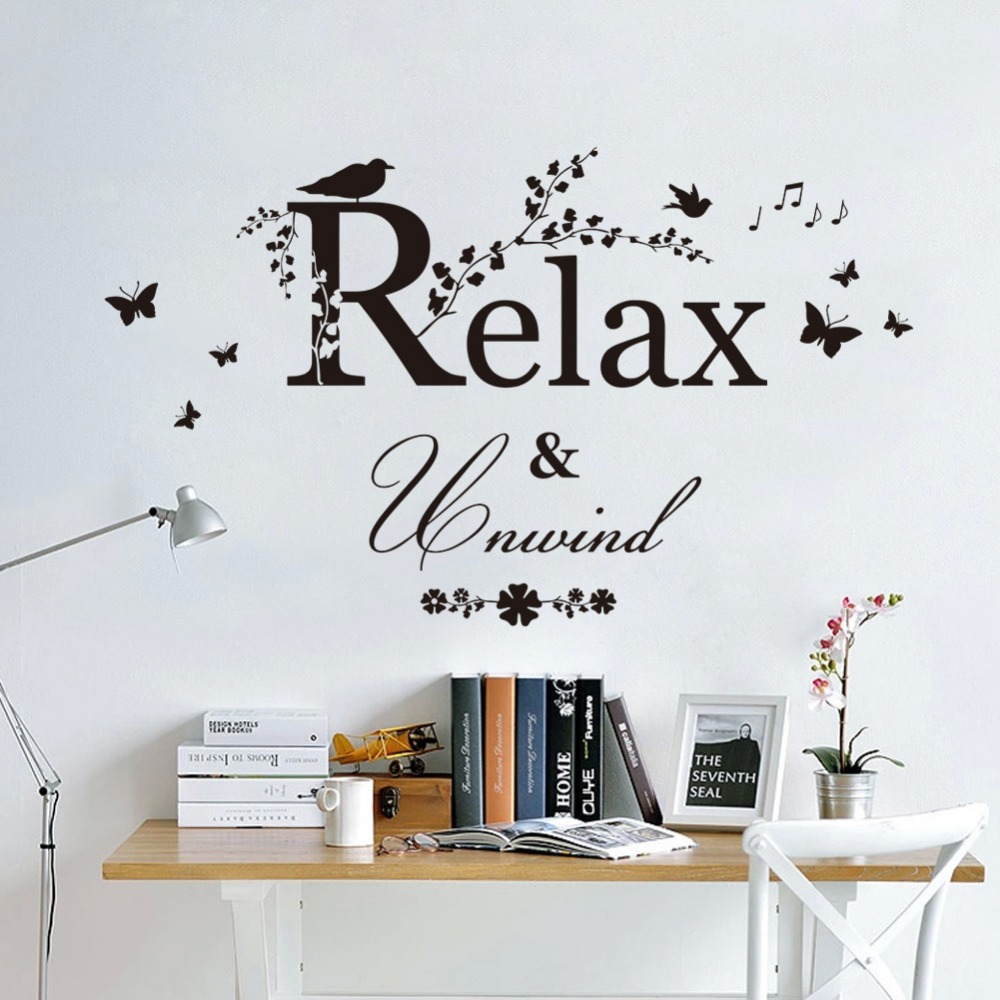 Relax posters compra lotes baratos de relax posters de for Stickers pared baratos