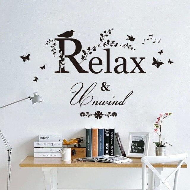 Vögel Singen auf Ast Wandbild Poster Entspannen Entspannen wand ...