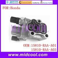 Neue Spool Ventil Ölregelventil VVT Variable Timing Magnet OE NO. 15810 RAA A01  15810 RAA A03  15810 RAD Y01|oes|   -