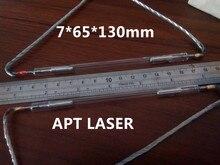 intenst pulslys laserlampe 7/65 / 130mm