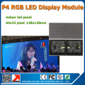 HD indoor led screen 256*128mm 64x32 dots rgb smd indoor p4 led module / p4 full color led billboard 1/16scan