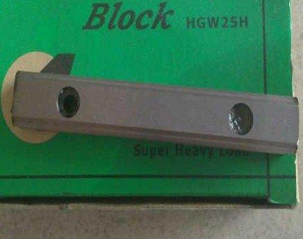 560 мм HIWIN линейной направляющей HGR15 из Тайваня