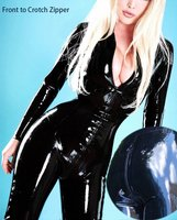 оптовая продажа - черный Seal белье обвинение кожи клуб стойка, чтобы выпускной моль толстая носить сочетает 7046 бесплатная доставка