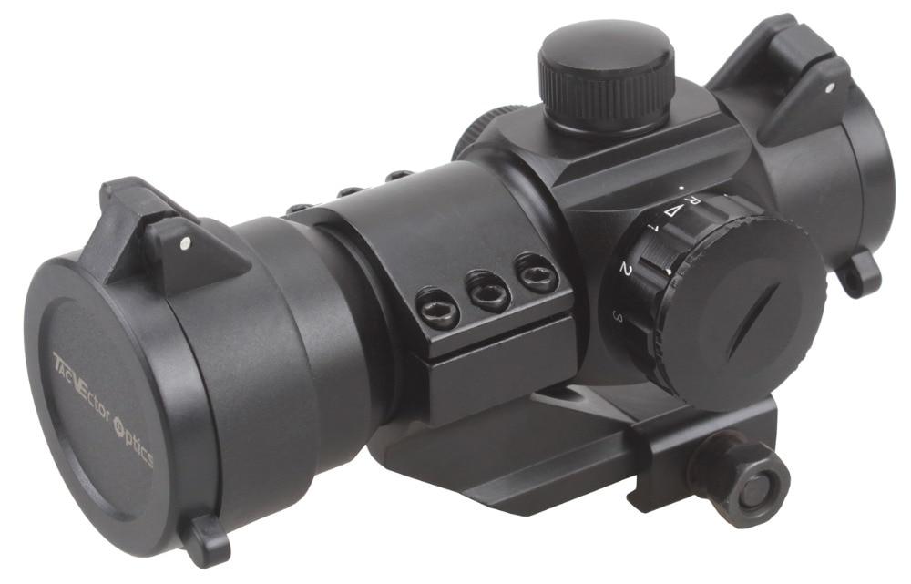 Vector Optics Stinger 1x28 Red Dot Riflescope Sight .223 5.56mm AR15 M4 M16 ScopeVector Optics Stinger 1x28 Red Dot Riflescope Sight .223 5.56mm AR15 M4 M16 Scope