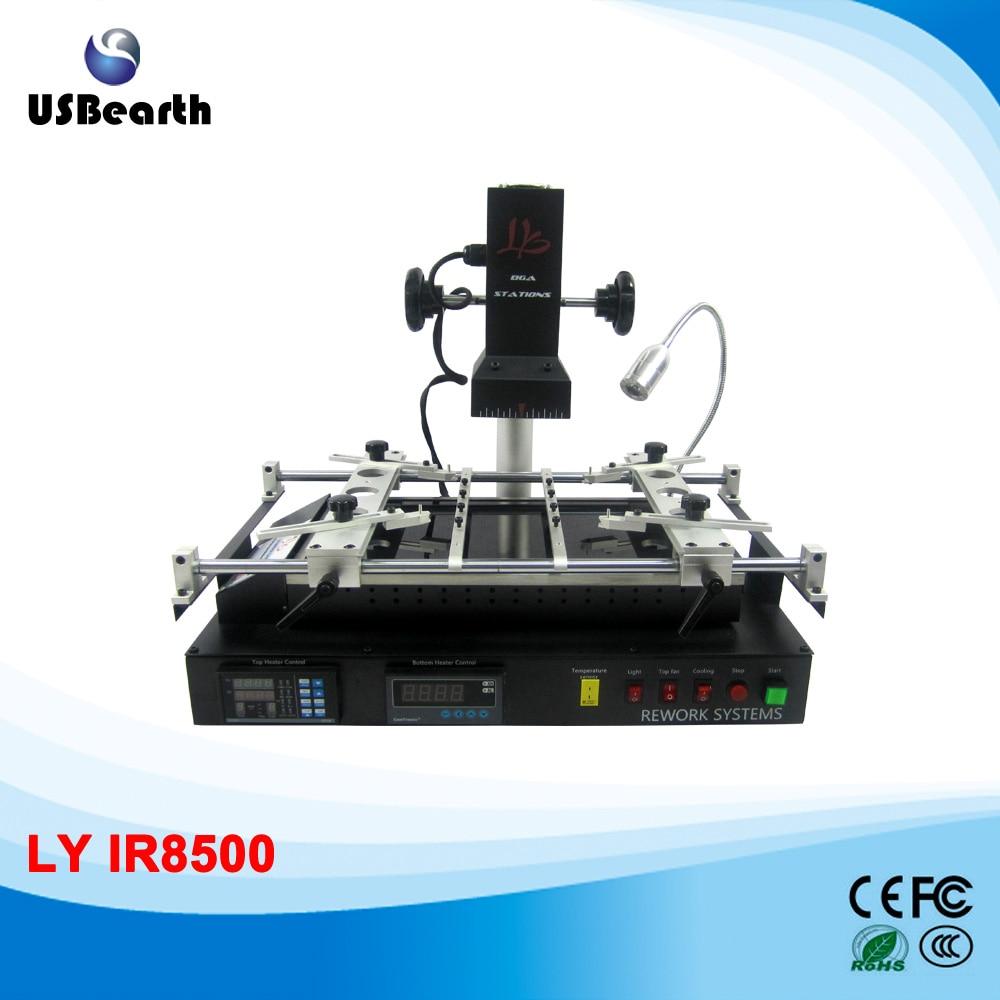 Cheap Infrared BGA rework machine LY IR8500 bga rework station, bga repair machine, EU no tax