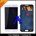 Envío Gratis + Tracking No. 100% Prueba E5000 Orignal Para Samsung Galaxy E5 E500 LCD Digitalizador Asamblea