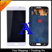 Free Shipping + Tracking No. 100% Test Orignal For Samsung Galaxy E5 E5000 E500 LCD Digitizer Assembly