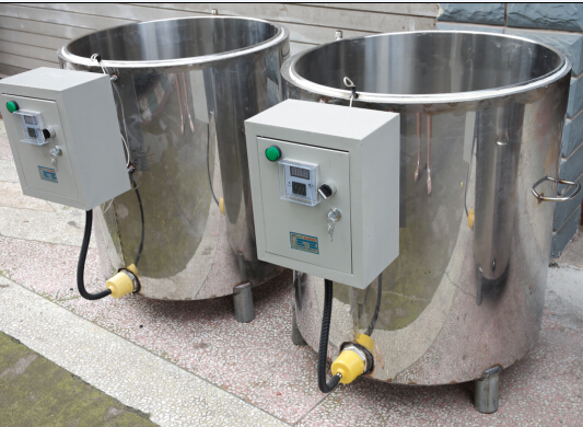 50kg /hour wax melter machine on sale /wax melting tank on sale 86 250mm competitive price bees wax foundation machine