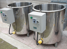 50kg /hour wax melter machine on sale /wax melting tank on sale