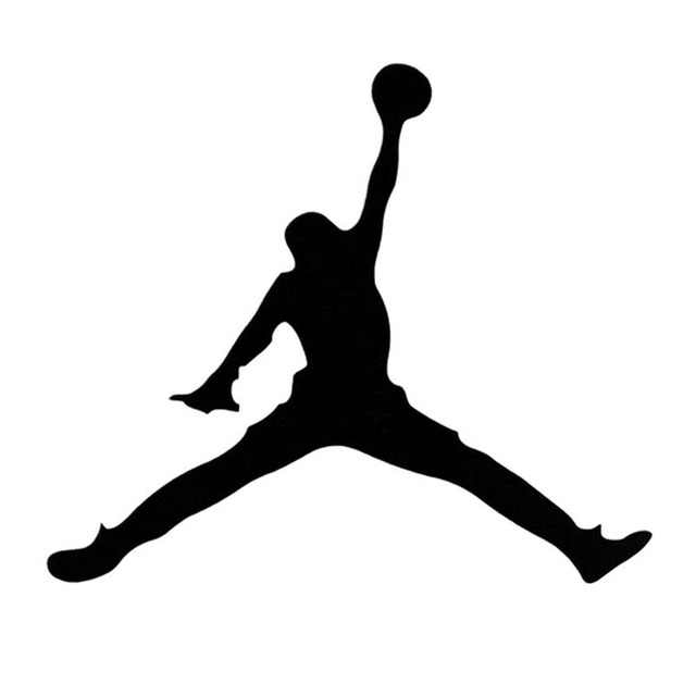 15*12.9CM United States Basketball Michael Jordan Car Sticker High ...