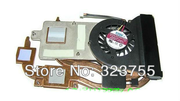 Free shipping , Original CPU Fan and heatsink CN-5M8N2 05M8N2 for Dell Alienware M11X original and free shipping fsc 1612v2n cpu high quality