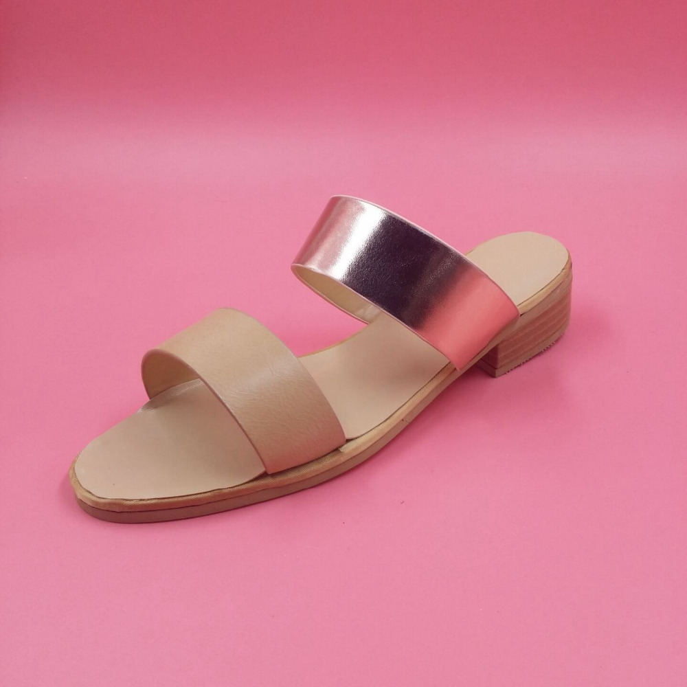 ФОТО Flat With Womens Sandals Shoes Cheap Modest Real Image Custom Made Plus Size Sandalias Mujer New Arrive Hot Womens Flats Sexy
