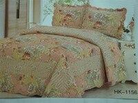 покрывало три - 100% хлопок бытовой лоскутное одеяло наволочки постельное белье выстегивания