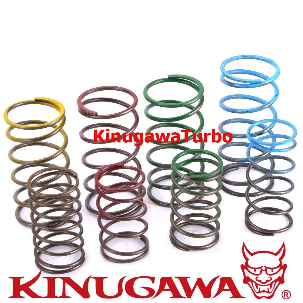 Kinugawa Turbo Large Red Spring 08bar 116psi For Tial Wastegate