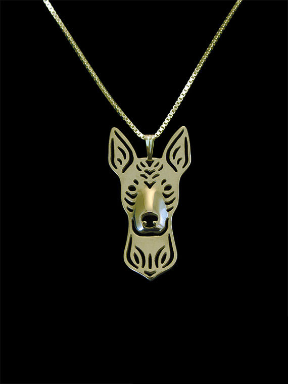 2016 new fashion Xoloitzcuintle jewelry Gold pendant and necklace for pet lovers dog animal charm gift for women GN0349