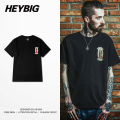 Our Lady of Guadalupe MEXICO style printed Tee men Hiphop streetwear HEYBIG 2016 S/F short sleeve t-shirt Retro clothing CN SIZE