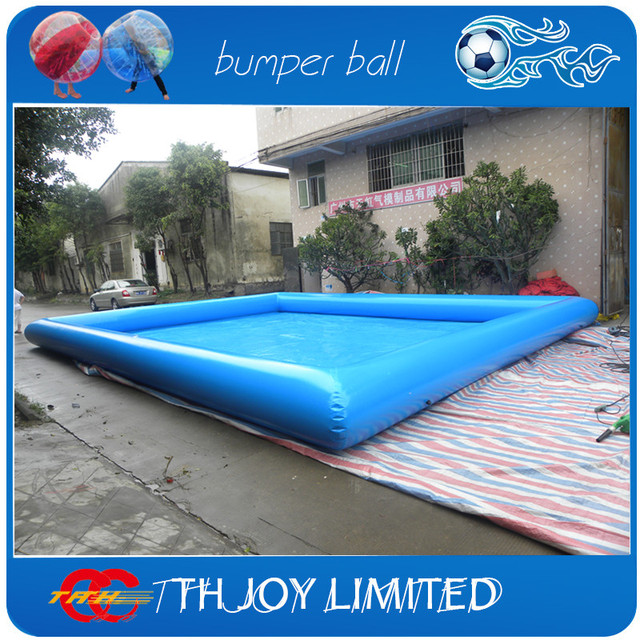 Charming Giant Inflatables Pool For Water Walking Ball,large Inflatable Swimming Pool  Rental