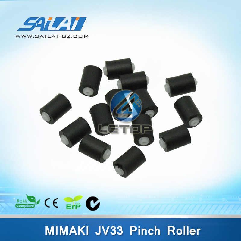 Kualitas Tinggi!! Mimaki Jv33/Ts3 Mencubit Rol