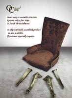 старинные высокой Spin стул бат кофе металл РЭС ноги