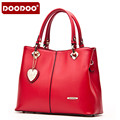 Fashion  multiple color bucket bag High-grade hand-held shoulder bag