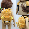 1pcs Plush backpack for 18 inch 1/3 American girl doll bag accessories(only sell bag)