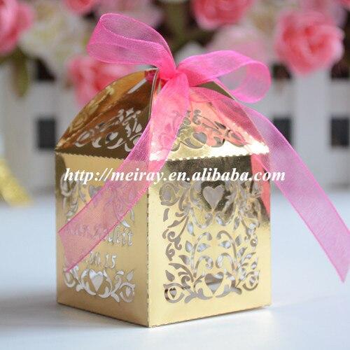 50pcs Customized indian wedding door gift,laser cut indian wedding ...