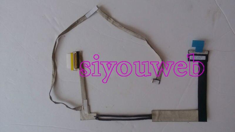 NEW for HP Pavilion DV6-7000 7002 7045 7002TX 7045TX  LVDS LCD LED SCREEN VIDEO FLEX CABLE 50.4st19.021, free shipping new original laptop replacement lcd cable for hp pavilion dv6 6000 dv6 6100 dv6 6200 dv6z 6100 b2995050g00013 lcd lvds cable