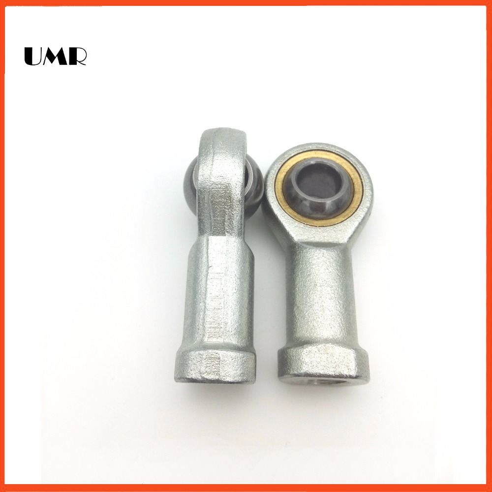 SI18T/K PHSA18 M18x1.5mm 18mm right hand internal thread female rod end Ball Joint Bearing 1pcs lot 18mm male right hand thread rod end joint bearing metric thread m18x1 5mm sa18t k posa18
